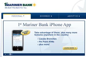 1st Mariner Bank in Baltimore
