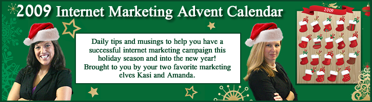 Internet Marketing Advent Calendar