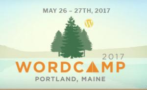2017 WordCamp Maine - Hall Internet Marketing Blog