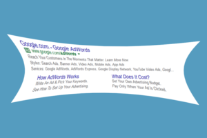 Google to expand text in adwords paid search ads.