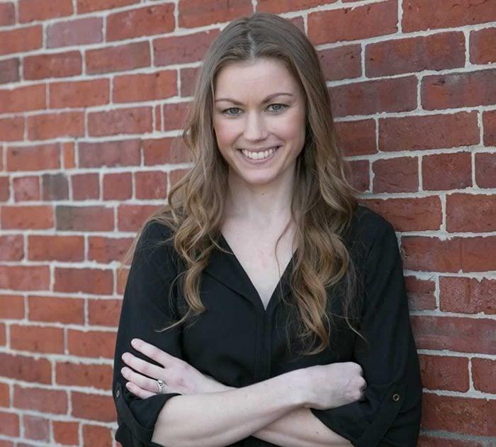 Photo of Caitlin Frank