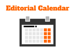 Maintaining an Editorial Calendar for Your Blog