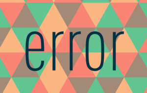 Google Analytics Custom Report Error - Hall Internet Marketing
