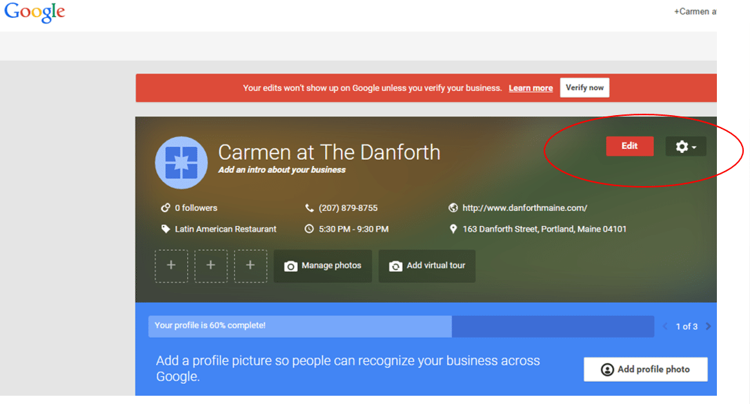 Google-Plus-Business-Page