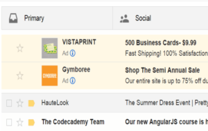 Getting Started With Gmail Sponsored Promotions
