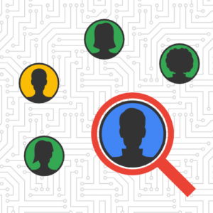 LinkedIn advertising graphic