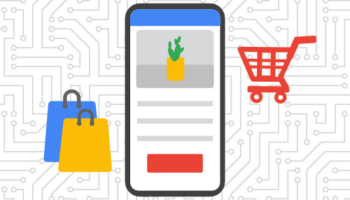 Mobile eCommerce Graphic