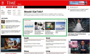 native advertising example image