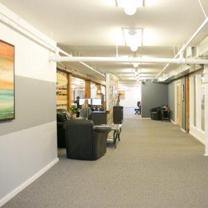 Hall Internet Marketing Office Entrance
