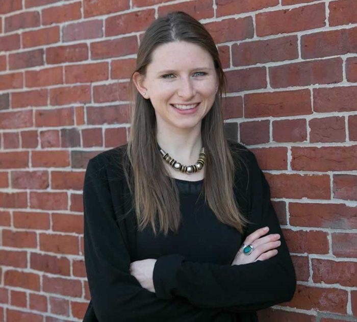 Photo of Olivia Brown