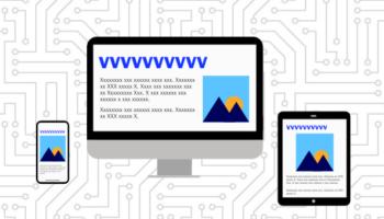 Responsive Web Design Graphic