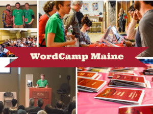 WordCamp Maine Wrap-up